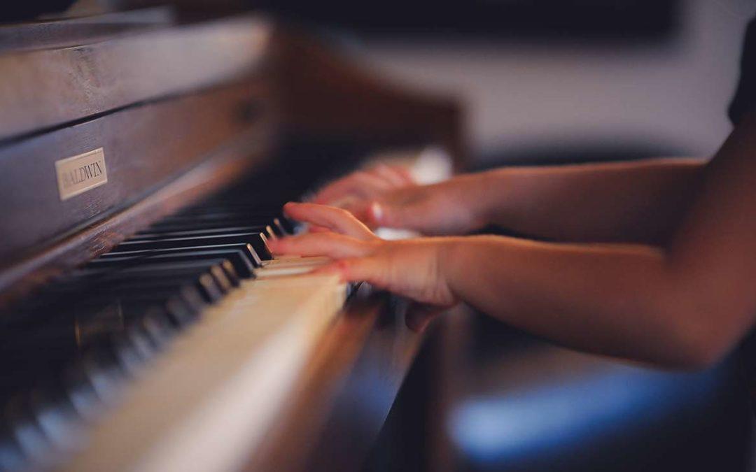 Pianolla on suuri tehtävä traumaattisen mieleni korjaamisessa